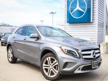 2015_Mercedes-Benz_GLA_250 4MATIC® SUV_ Seattle WA