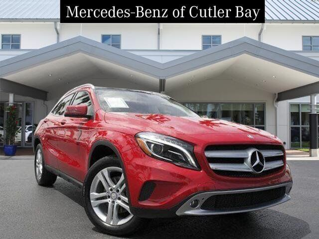2015 Mercedes-Benz GLA 250 SUV Cutler Bay FL