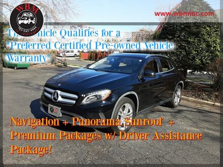 2015_Mercedes-Benz_GLA 250_w/ Driver Assistance Package_ Arlington VA