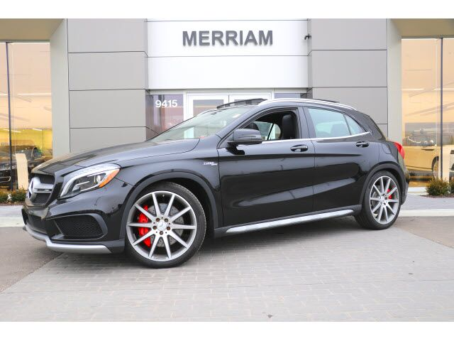 2015 Mercedes-Benz GLA AMG® 45 SUV Merriam KS