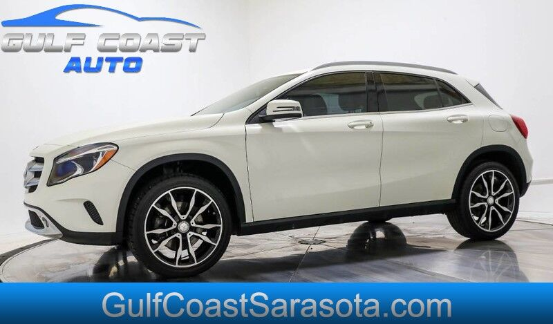 2015 Mercedes-Benz GLA-CLASS GLA 250 LEATHER CAMERA LOW MILES NEW TIRES Sarasota FL