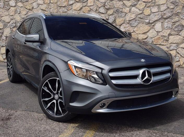 2015 Mercedes-Benz GLA-Class FWD 4dr GLA 250 El Paso TX