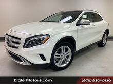 2015_Mercedes-Benz_GLA-Class Factory Waaranty_GLA 250 4Matic Panoramic Roof Navigation Rear View Camera One Owner_ Addison TX