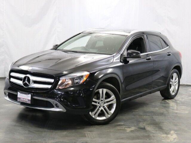 2015 Mercedes-Benz GLA-Class GLA 250 4-Matic AWD / 2.0L 4-Cyl Engine / Harman Kardon Sound System / Sunroof / Navigation / Rear View Camera / Heated Seats Addison IL