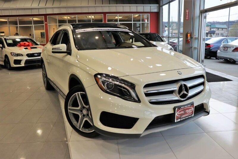 2015 Mercedes-Benz GLA-Class GLA 250 4MATIC - AMG Sport - Loaded - CARFAX Certified 1 Owner - No Accidents - Fully Serviced - QUALITY CERTIFIED up to 10 YEARS 100,000 MILE WARRANTY Springfield NJ