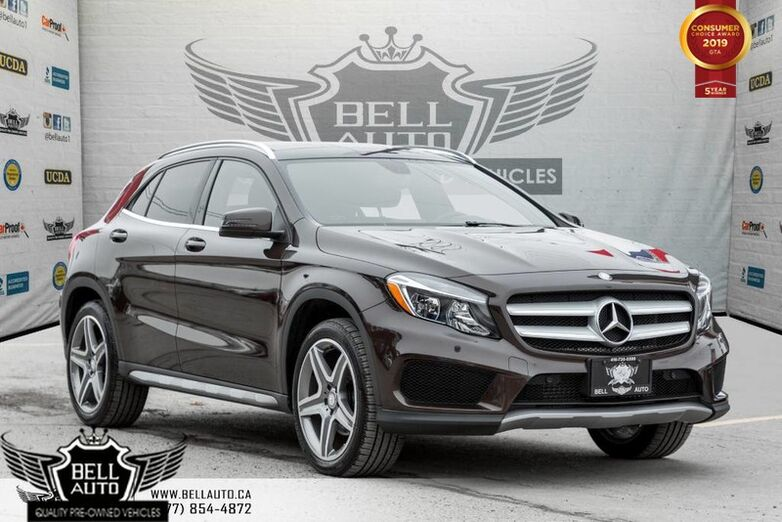 2015 Mercedes-Benz GLA-Class GLA 250, AMG PKG, NAVI, PANO ROOF, PARK ASSIST, POWER TAILGATE Toronto ON