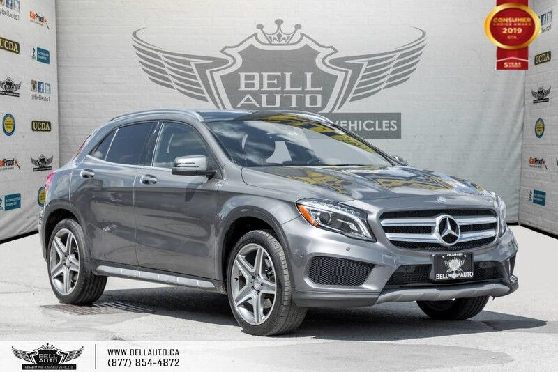 2015 Mercedes-Benz GLA-Class GLA 250, AWD, NAVI, BACK-UP CAM, BLINDSPOT