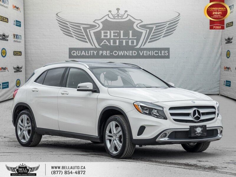 2015 Mercedes-Benz GLA-Class GLA 250, AWD, NAVI, REAR CAM, PANO ROOF, SENSOR Toronto ON