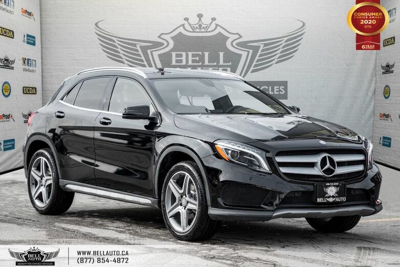 2015 Mercedes-Benz GLA-Class GLA 250, AWD, NO ACCIDENT, NAVI, B.SPOT, PANO ROOF Toronto ON