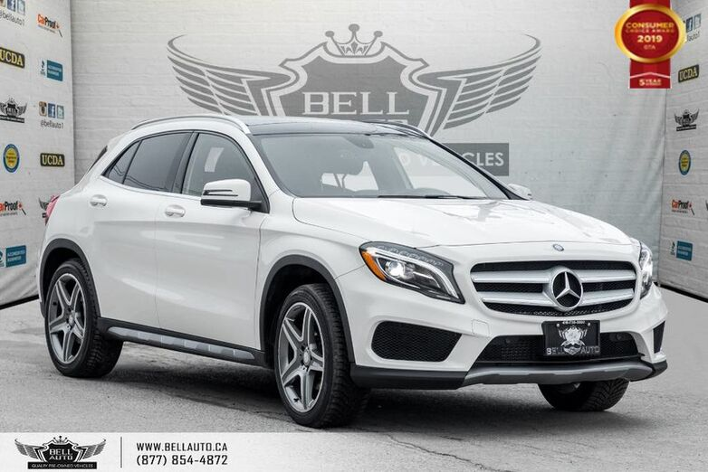 2015 Mercedes-Benz GLA-Class GLA 250, AWD, NO ACCIDENT, NAVI, BACK-UP CAM, SENSORS, SOLD Toronto ON