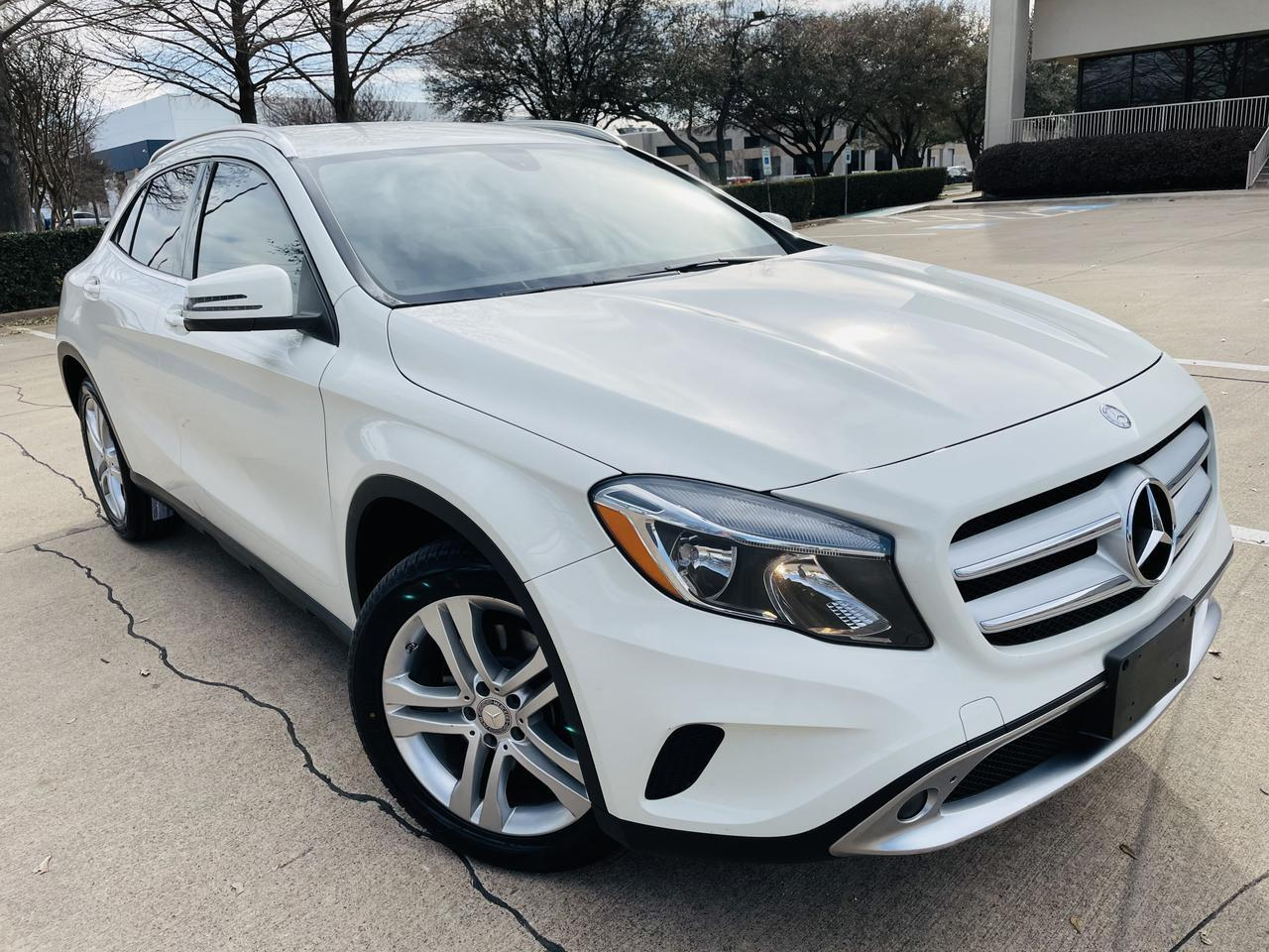 2015 Mercedes-Benz GLA-Class GLA 250 Dallas TX