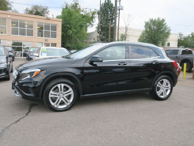 2015 Mercedes-Benz GLA-Class GLA 250 Englewood CO