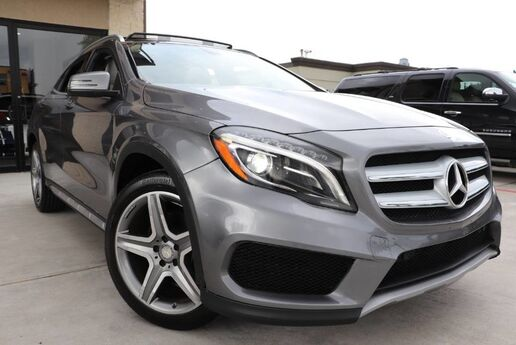 2015 Mercedes-Benz GLA-Class GLA 250 PANORAMIC ROOF NAVIGATION Houston TX