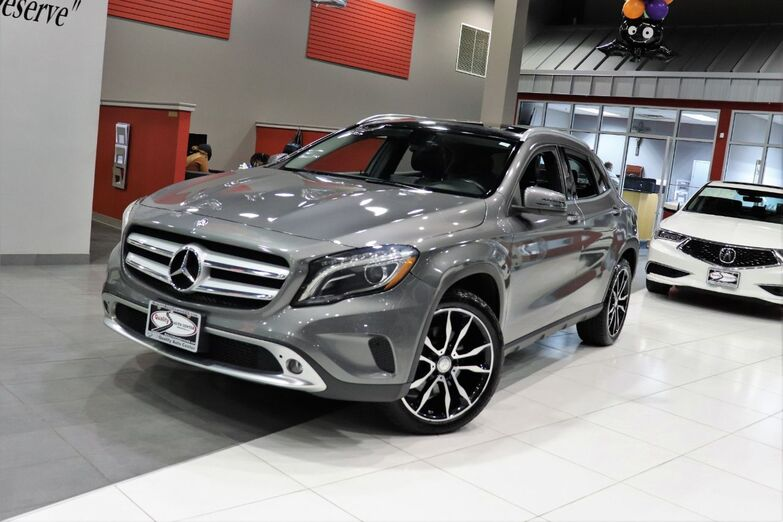 2015 Mercedes-Benz GLA-Class GLA 250 Premium Multimedia Package Panoramic Roof Xenon Headlight Blind Spot Navigation System 1 Owner Springfield NJ