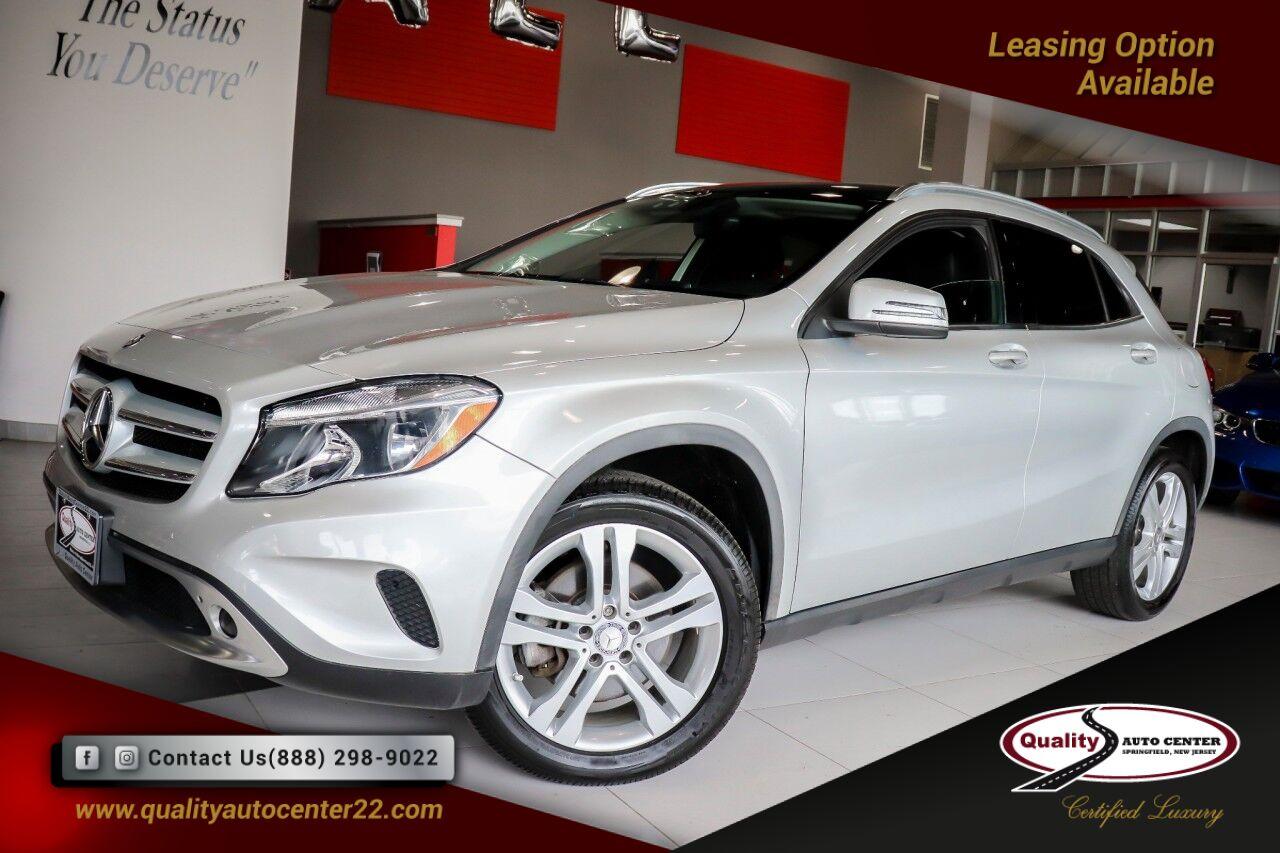 2015 Mercedes-Benz GLA-Class GLA 250 Premium PKG, Blind Spot, Panorama Roof Backup Camera Springfield NJ