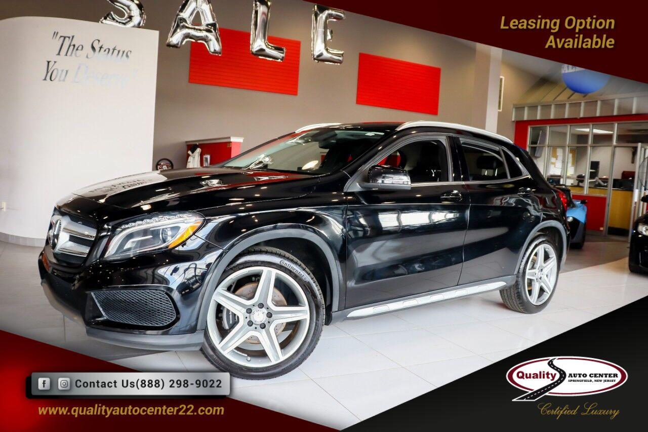2015 Mercedes-Benz GLA-Class GLA 250 Premium Pkg, Sports Pkg, Panorama Roof Springfield NJ