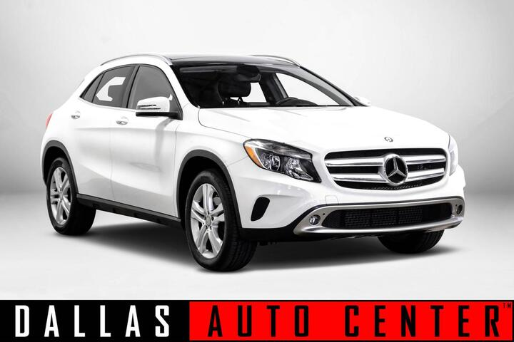 2015 Mercedes-Benz GLA-Class GLA250 4MATIC Carrollton TX