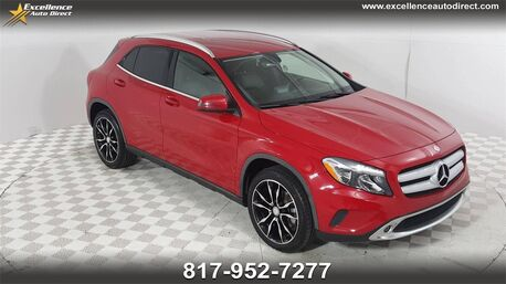 2015_Mercedes-Benz_GLA_GLA 250 1-OWNER VEHICLE, BCK-CAM,BLUETOOTH,HEATED SEATS..._ Euless TX