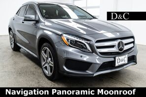 2015_Mercedes-Benz_GLA_GLA 250 4MATIC Navigation Panoramic Moonroof_ Portland OR