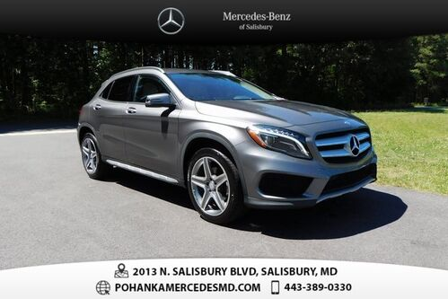 2015_Mercedes-Benz_GLA_GLA 250 4MATIC®_ Salisbury MD