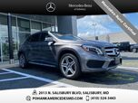2015 Mercedes-Benz GLA GLA 250 4MATIC® ** MERCEDES-BENZ CERTIFIED **