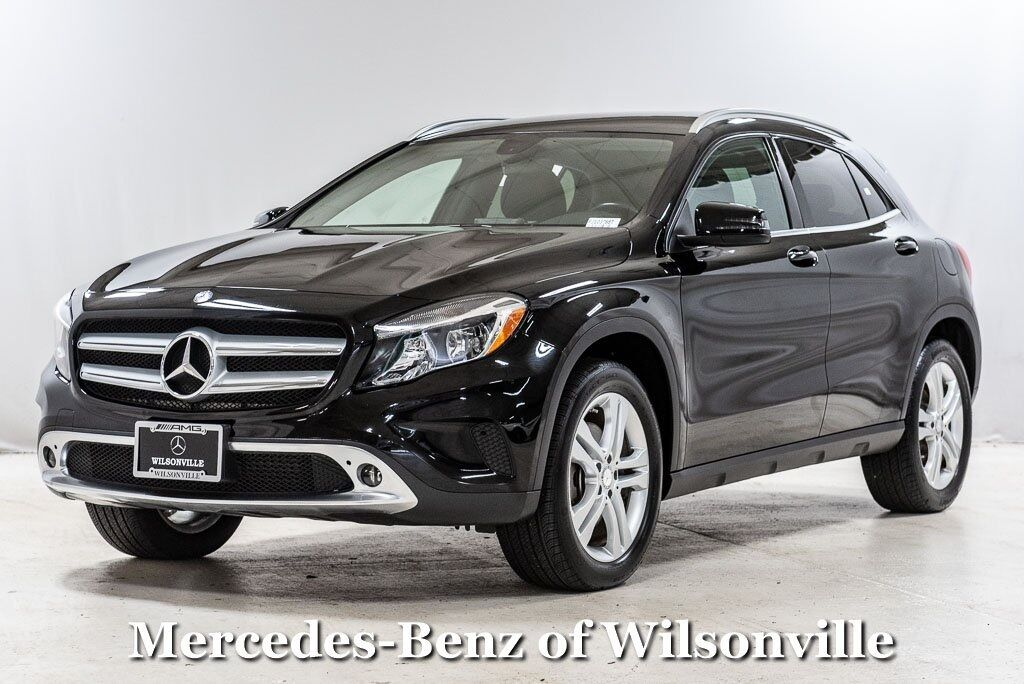 2015 Mercedes-Benz GLA GLA 250 4MATIC® SUV Wilsonville OR