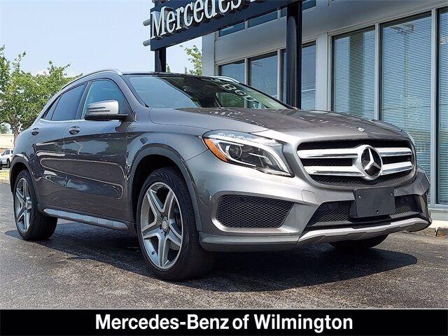 2015 Mercedes-Benz GLA GLA 250 4MATIC® SUV Wilmington DE