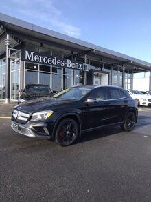 2015_Mercedes-Benz_GLA_GLA 250 4MATIC® SUV_ Yakima WA