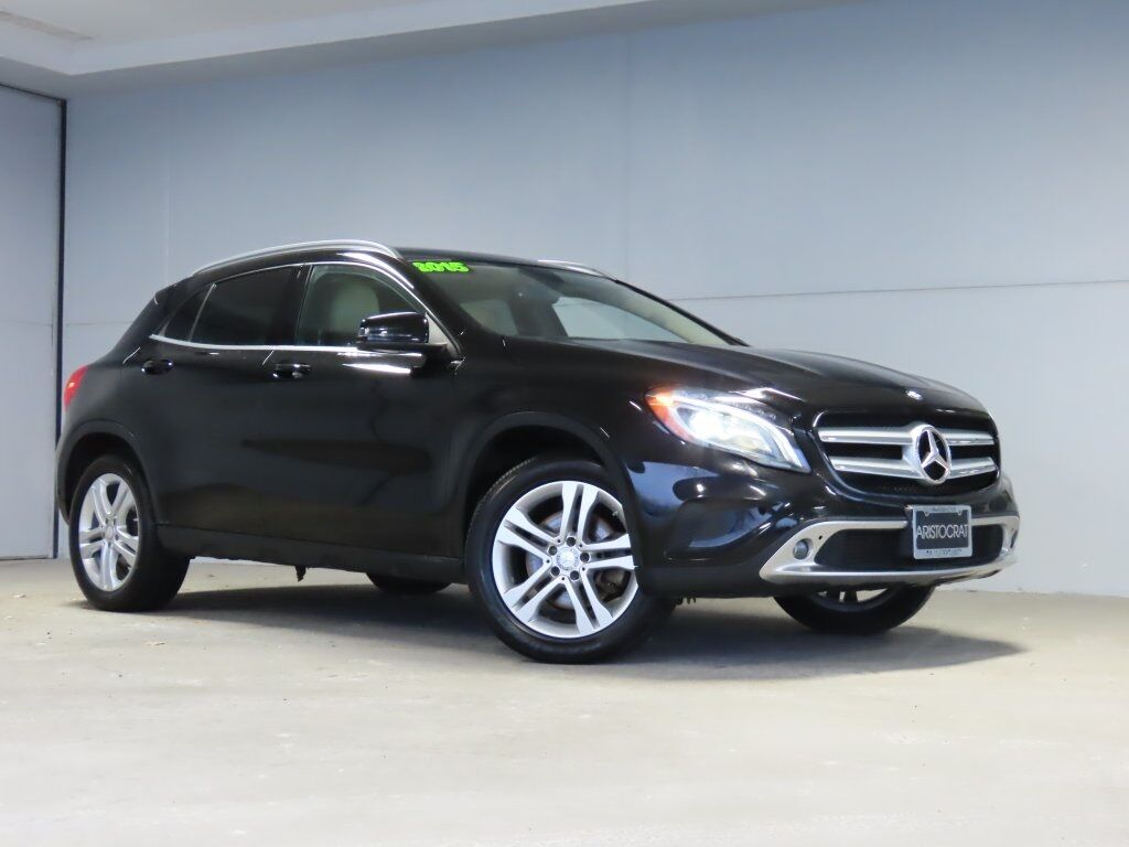 2015 Mercedes-Benz GLA GLA 250 Kansas City KS