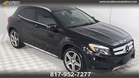 2015_Mercedes-Benz_GLA_GLA 250 PADDLE SHIFTER,PANO ROOFBCK-CAM,BLUETOOTH,BUCKET S_ Euless TX