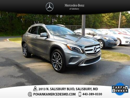 2015_Mercedes-Benz_GLA_GLA 250_ Salisbury MD