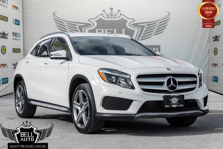 2015 Mercedes-Benz GLA250 4 MATIC AMG PKG NAVI LEATHER BACK-UP CAM Toronto ON
