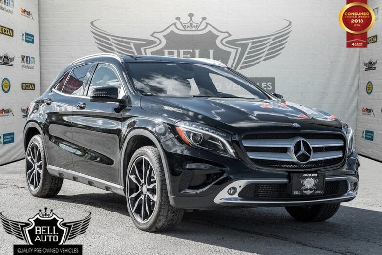 2015 Mercedes-Benz GLA250 4MATIC NAVIGATION PANORAMIC SUNROOF LEATHER BACK-UP CAMERA Toronto ON