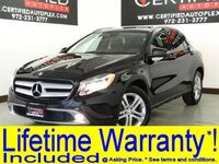 Mercedes-Benz GLA250 4MATIC PREMIUM PKG HARMAN KARDON SOUND NAVIGATION HEATED SEATS REAR CAMERA 2015