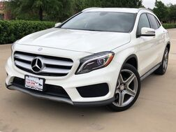 2015_Mercedes-Benz_GLA250_SPORT PACKAGE APPEARANCE PACKAGE AMG SPORTLINE COLLISION PREVENTION ASSIST ATTENTION ASSIST NAVIGATION LEATHER SEATS KEYLESS GO BLUETOOTH REAR CAMERA WITH REAR PARKING AID_ Addison TX