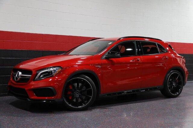 2015 Mercedes-Benz GLA45 AMG 4dr Suv Chicago IL