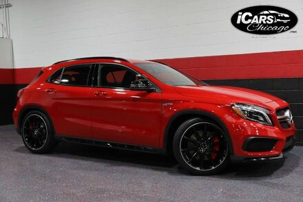 2015_Mercedes-Benz_GLA45 AMG_4dr Suv_ Chicago IL