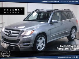 2015 Mercedes-Benz GLK 350 4MATIC Panoramic Roof Heated Seats 1 Owner