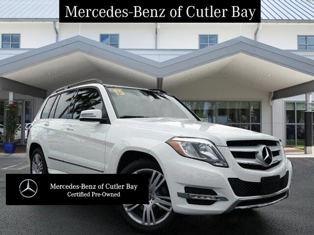 2015 Mercedes-Benz GLK 350 4MATIC® SUV Cutler Bay FL