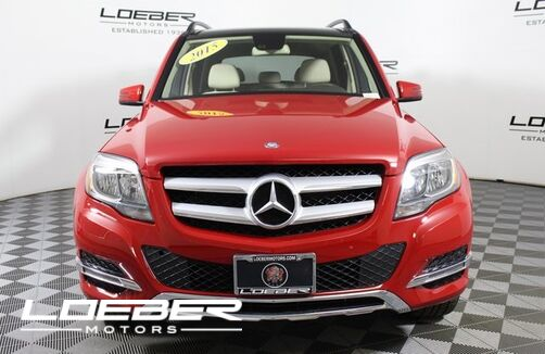 2015_Mercedes-Benz_GLK_350 4MATIC® SUV_ Chicago IL