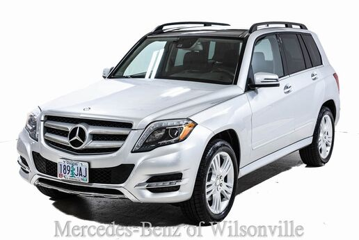 2015 Mercedes-Benz GLK 350 4MATIC® SUV Portland OR