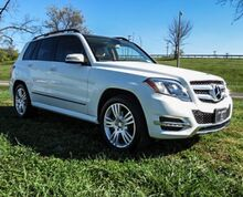 2015_Mercedes-Benz_GLK_350 4MATIC® SUV_ Lexington KY