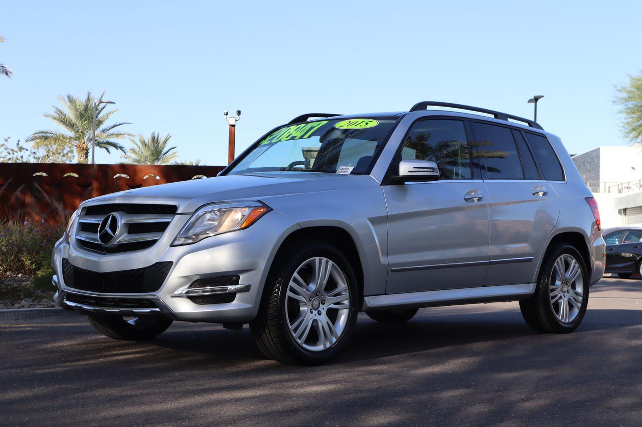 2015 Mercedes-Benz GLK 350 4MATIC® SUV Gilbert AZ