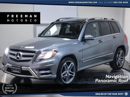 2015_Mercedes-Benz_GLK 350_4matic Sport Pkg Back-Up Cam Nav Heated Seats_ Portland OR