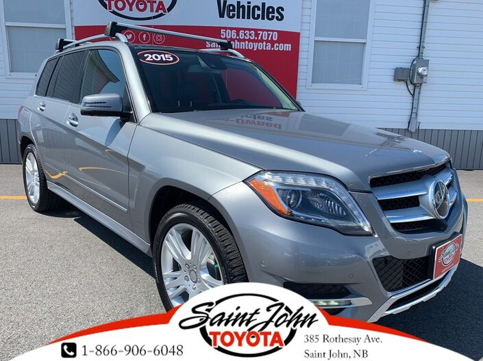 2015 Mercedes-Benz GLK-Class Base Saint John NB