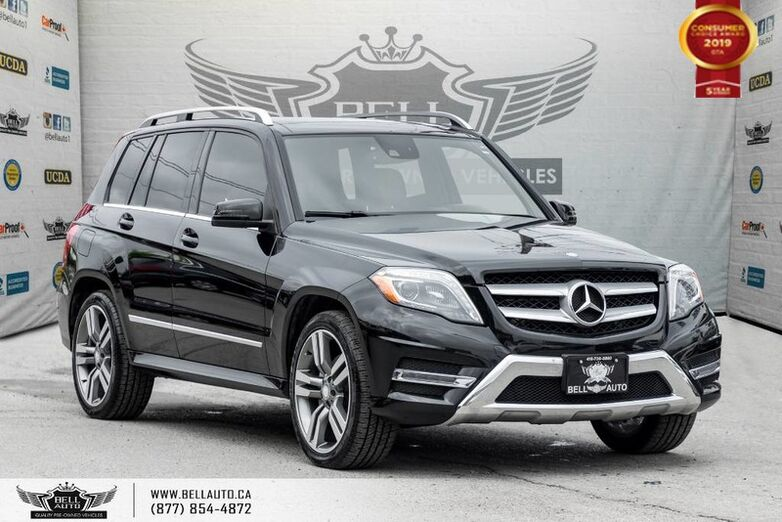 2015 Mercedes-Benz GLK-Class GLK 250 BlueTec, AWD, NAVI, BACK-UP CAM, PANO ROOF Toronto ON