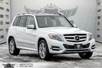 Mercedes-Benz GLK-Class GLK 250 BlueTec LIMITED, NAVI, PANO ROOF, HEATED SEATS 2015