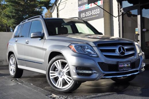 2015 Mercedes-Benz GLK-Class GLK 350 4Matic/Keyless Go/Premium 01 Pkg w/ Panorama Roof, Heated Front Seats/Heated Steering Wheel/Multimedia Pkg w/ Navigation, Rearview Camera/Lane Tracking Pkg w/ Blind Spot Monitor/Power Liftgate Nashville TN