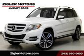 2015 Mercedes-Benz GLK-Class GLK 350 Panoramic Roof Navigation Rear View Cam Keyless-Go Blind Spot