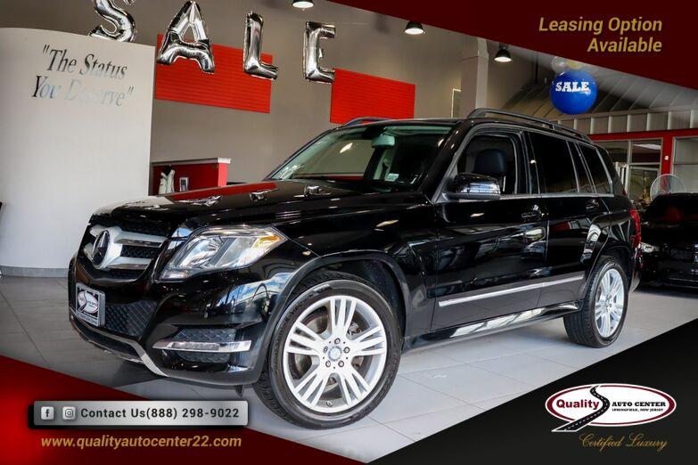 2015 Mercedes-Benz GLK-Class GLK 350 Premium Package Springfield NJ